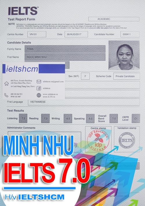 ieltshcm-minh-nhu-7-cham