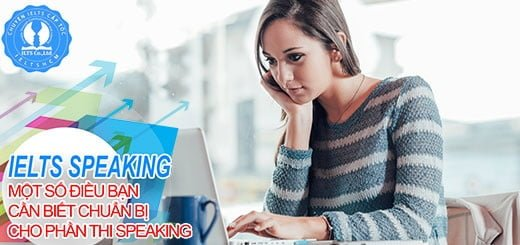 phần thi ielts speaking - ielts